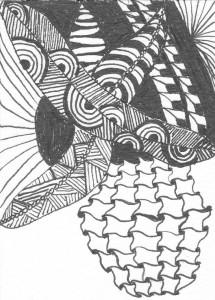 Zentangle 5