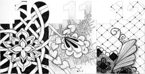 Favorite Zentangles ~ LifeOfJoy.me