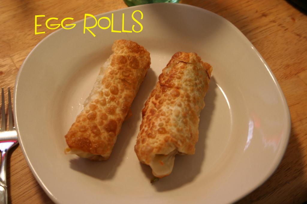 Egg Rolls ~ LifeOfJoy.me