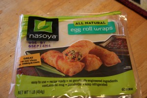 Egg Roll Wrappers ~ LifeOfJoy.me
