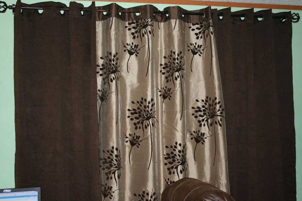 Curtains ~ LifeOfJoy.me