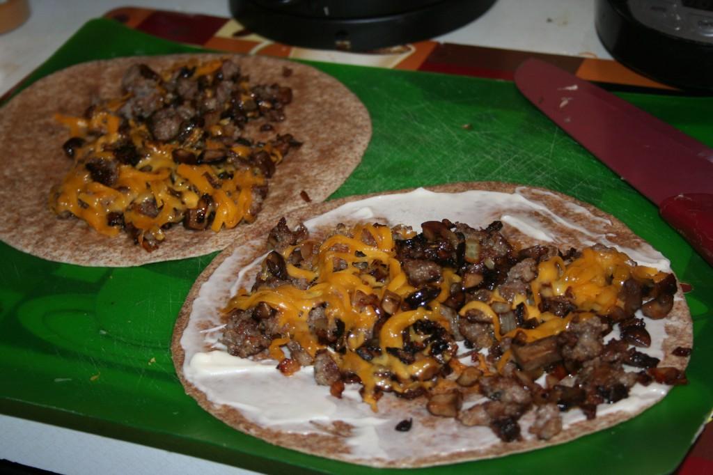 Fill Tortillas ~ LifeOfJoy.me