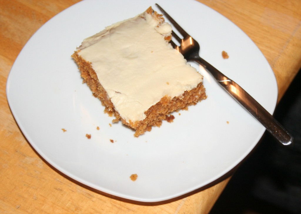 Pumpkin Bars ~ Lifeofjoy.me