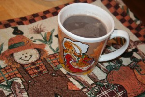 Dark Chocolate Hot Cocoa 2 ~ LifeofJoy.me