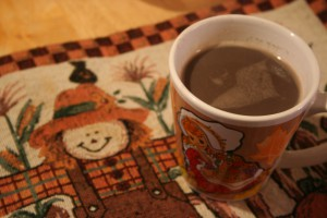 Dark Chocolate Hot Cocoa ~ LifeOfJoy.me