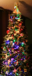 Our Christmas Tree ~ LifeOfJoy.me