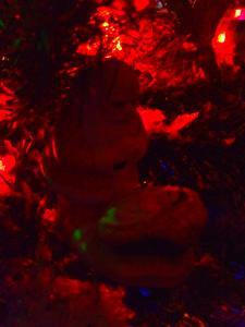 Kneeling Santa ~ LifeofJoy.me