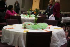 Pretty Tables ~ LifeofJoy.me