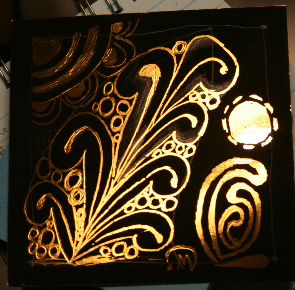 Foil Scratch Off Tile ~ LifeofJoy.me