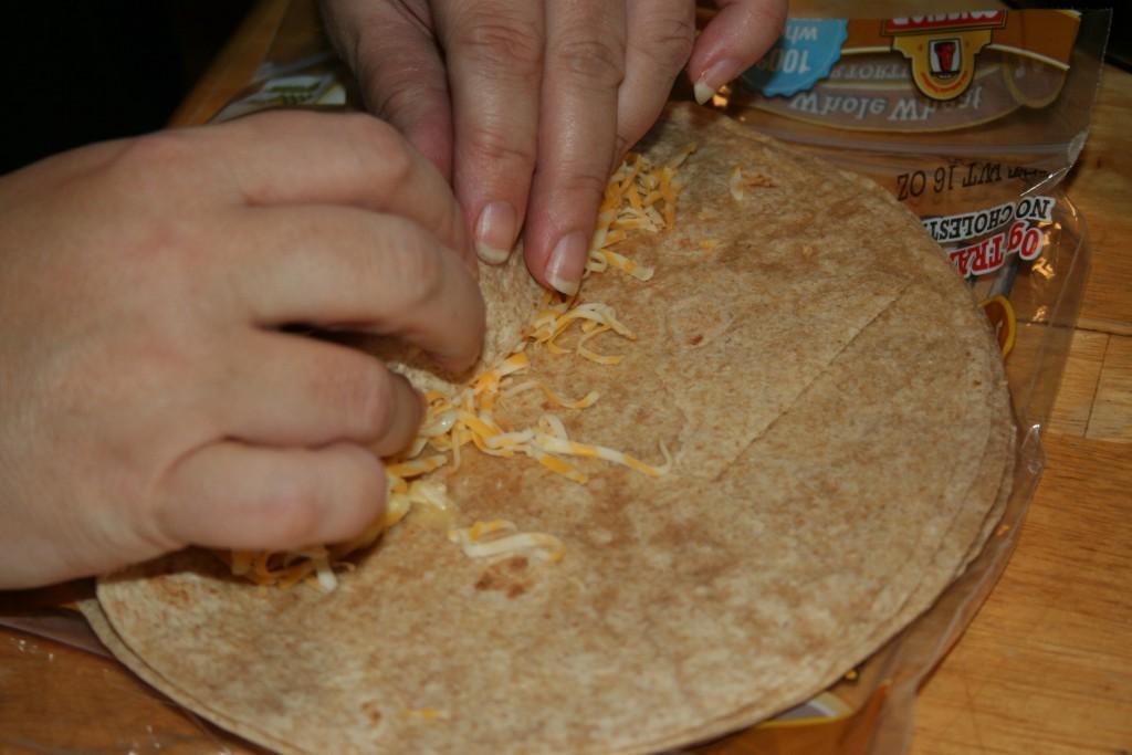 Rolling Enchiladas ~ LifeofJoy.me