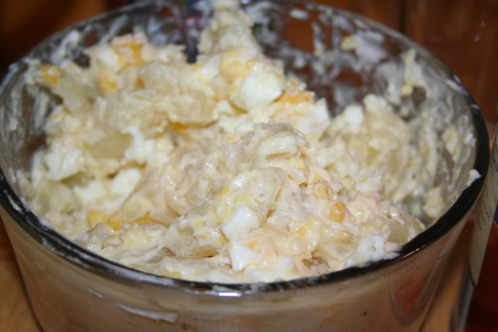 My Potato Salad ~ LifeofJoy.me