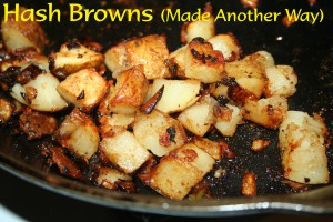 Hash Browns Diced ~ LifeofJoy.me