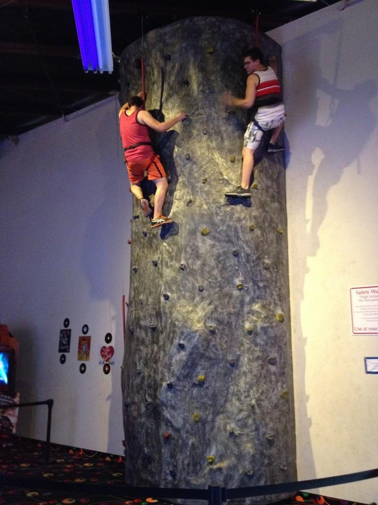Climbing ~ lifeofjoy.me
