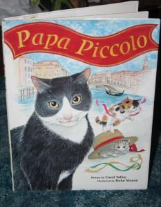 Papa Piccolo ~ Lifeofjoy.me