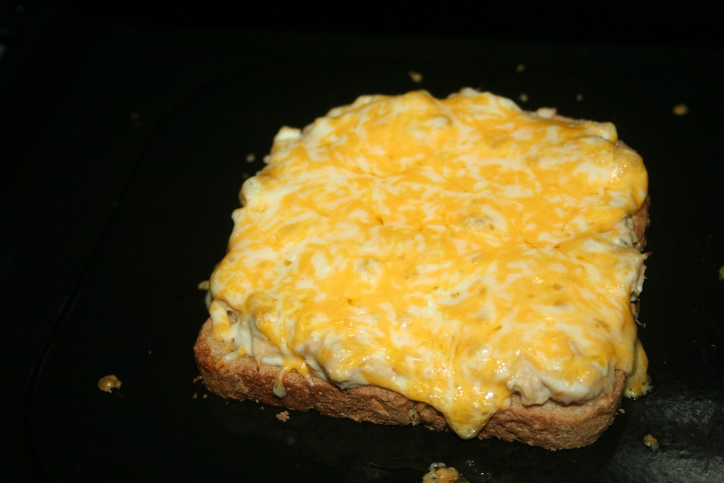 Tuna Melt ~ LifeofJoy.me