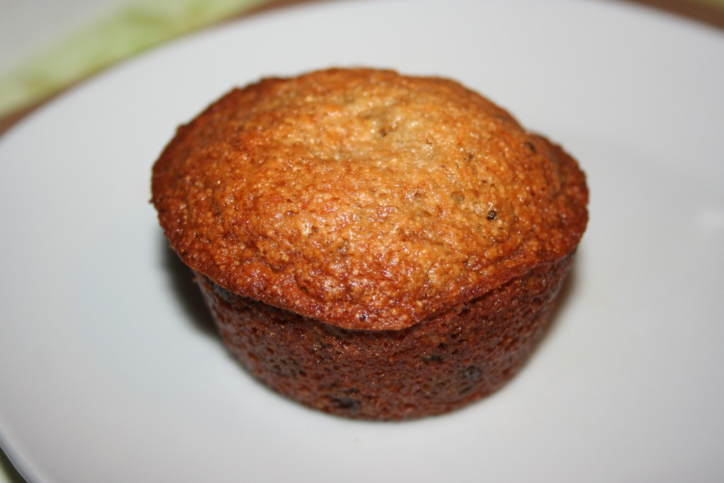 Muffin Banana Choc Chip ~ Lifeofjoy.me