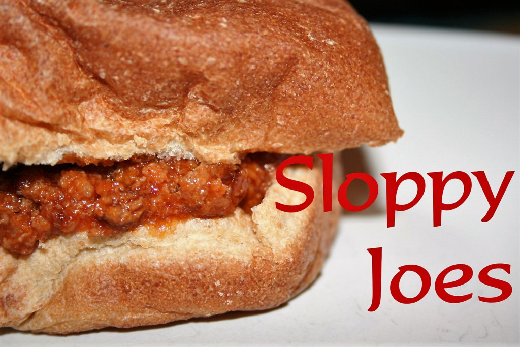 Sloppy Joes ~ LifeofJoy.me