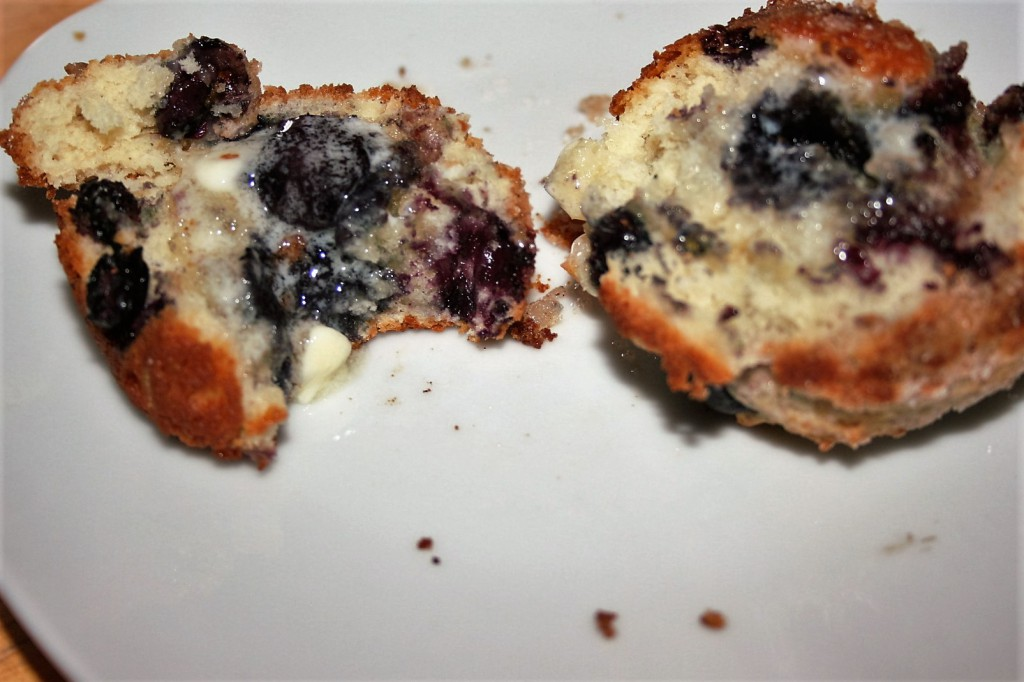 Yummy Open Muffin ~ Lifeofjoy.me