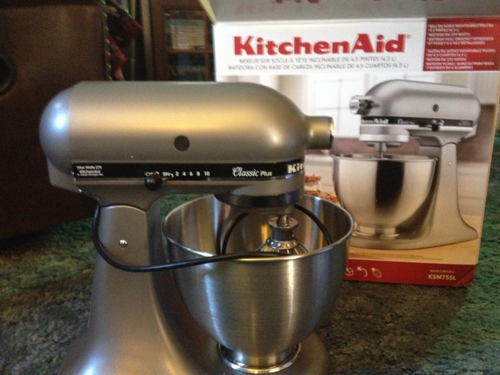 Kitchenaid ~ Lifeofjoy.me