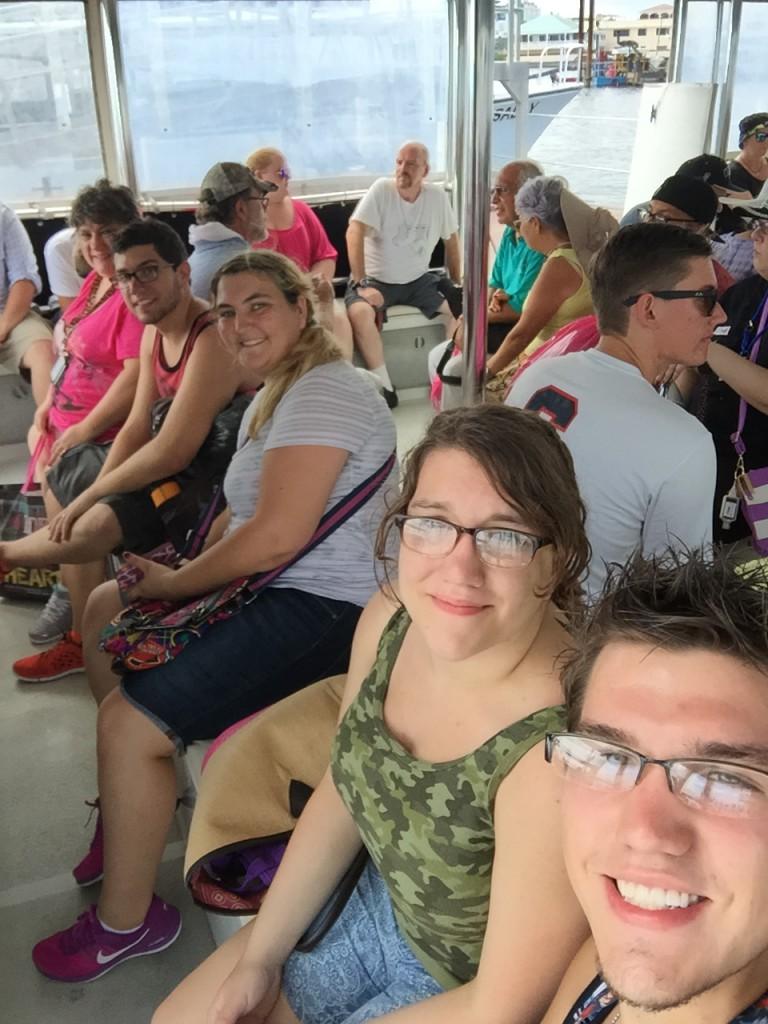 Belize ferry ~ Lifeofjoy.me