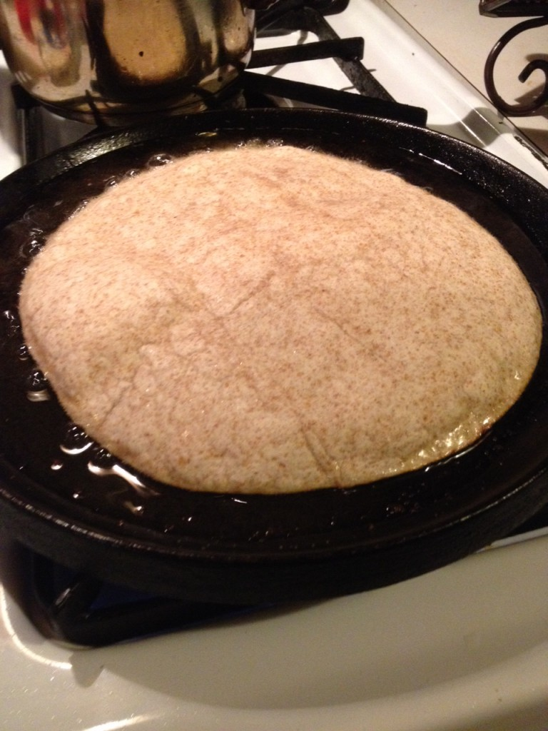 FRying Tortillas ~ Lifeofjoy.me