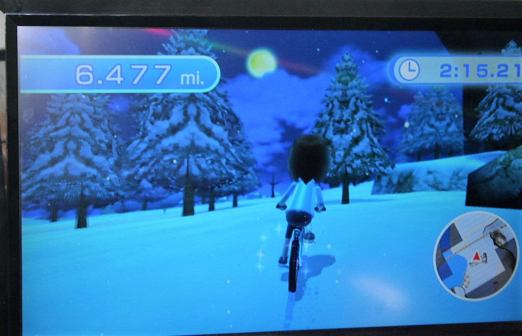 Night Free Ride Wii Fit U ~ Lifeofjoy.me