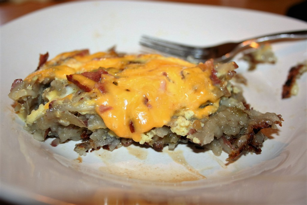 Hashbrown Omelet ~ Lifeofjoy.me
