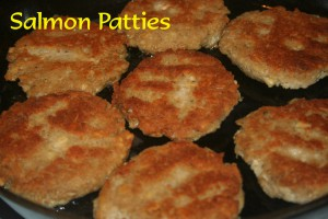 Salmon Patties ~ Lifeofjoy.me