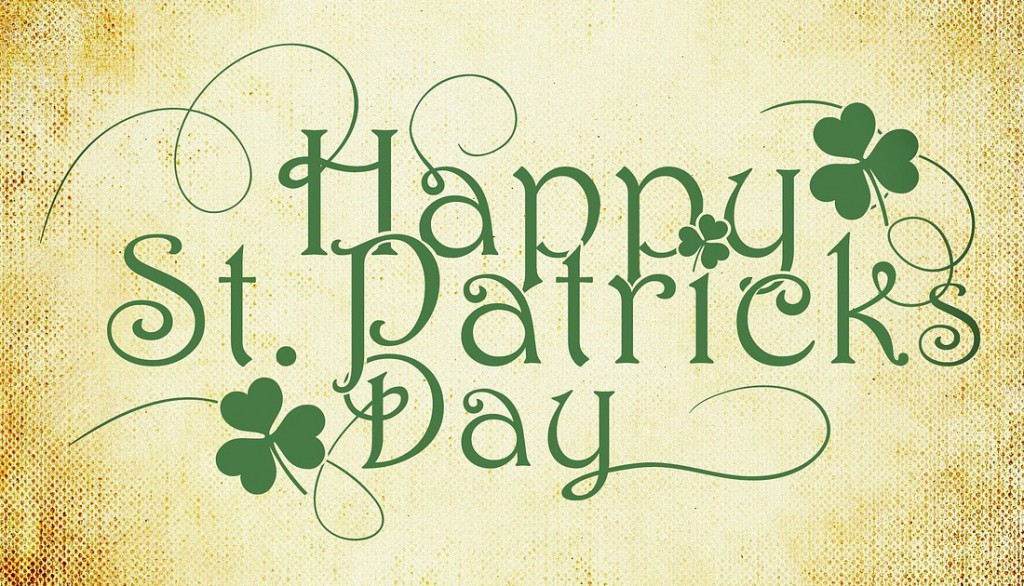 St Patrick's Day ~ Lifeofjoy.me
