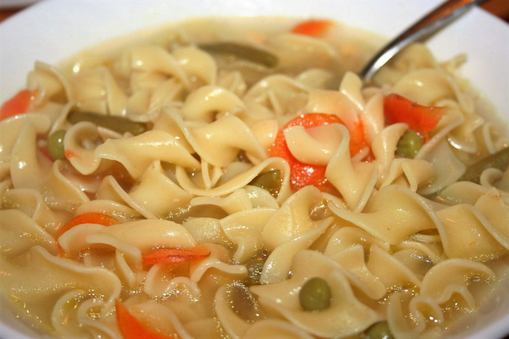 Easy Chicken Soup ~ Lifeofjoy.me