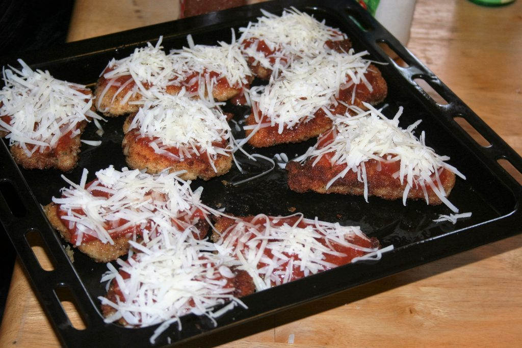 Chicken Parmesan ~ Lifeofjoy.me