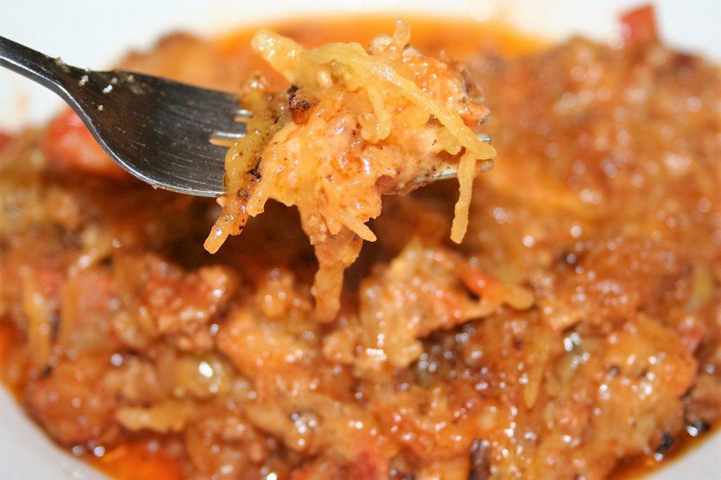 Spaghetti Squash ~ Lifeofjoy.me