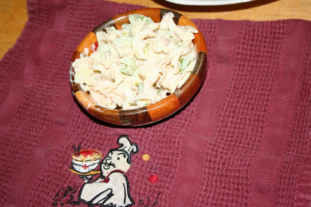 Tasty Tuna Toss-up ~ Lifeofjoy.me