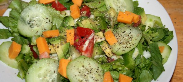 The Key to a Good Salad ~ Lifeofjoy.me