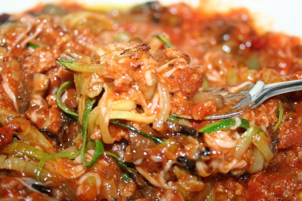 Spaghetti ~ Lifeofjoy.me