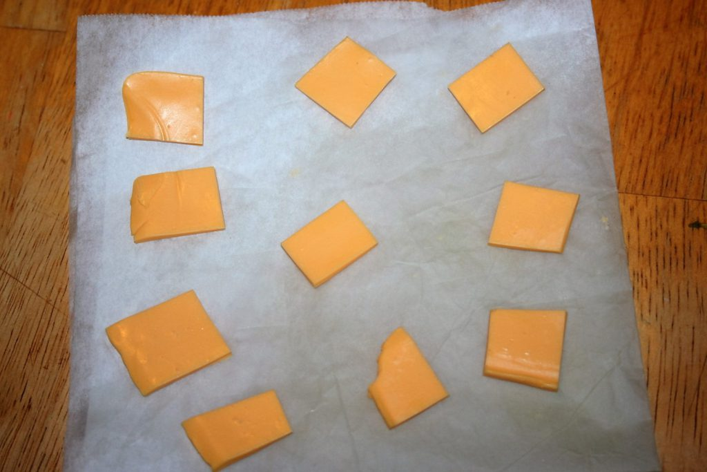 Cheese Crackers ~ Lifeofjoy.me