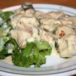 Chicken Lasagna Florentine ~ Lifeofjoy.me