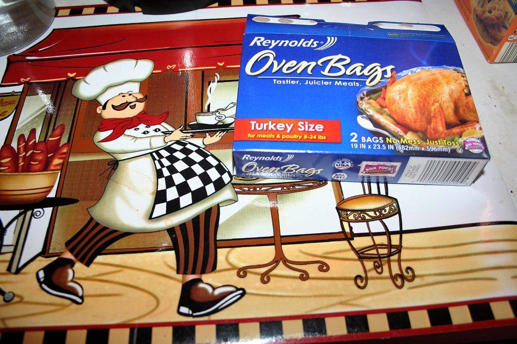 Roasted Turkey ~ Lifeofjoy.me