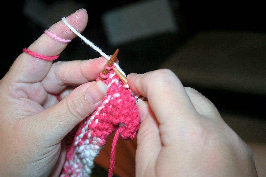 Knitting ~ Lifeofjoy.me