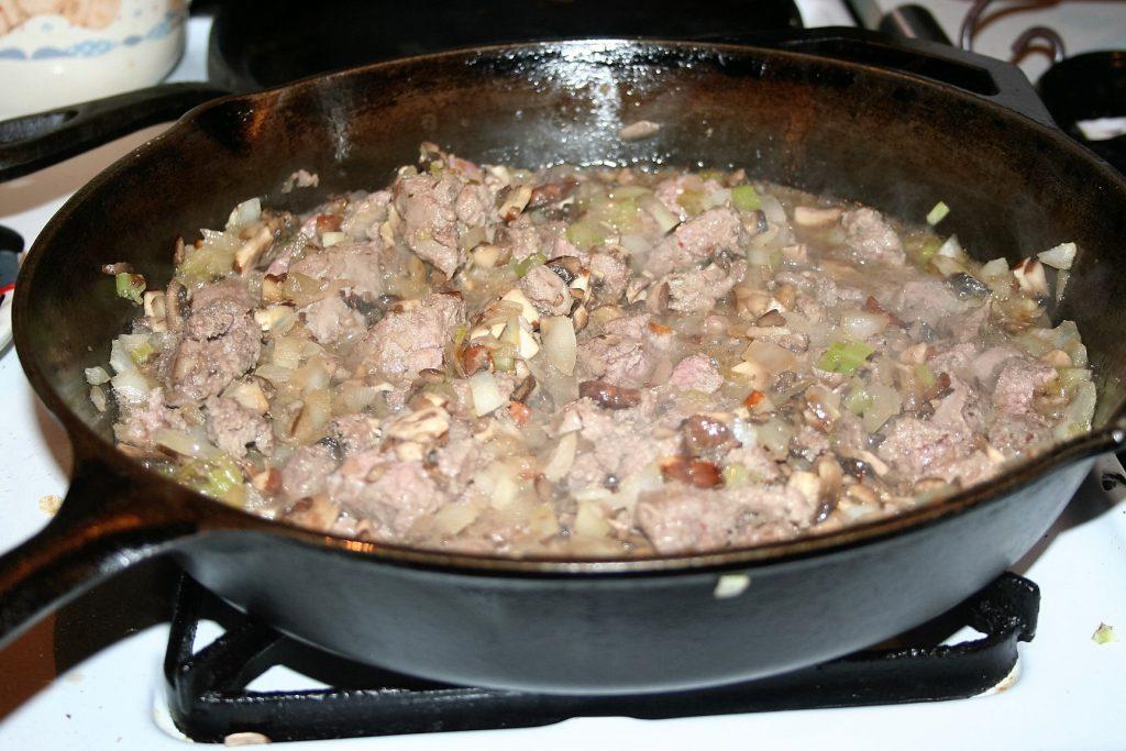 Chicken Sausage Casserole ~ Lifeofjoy.me