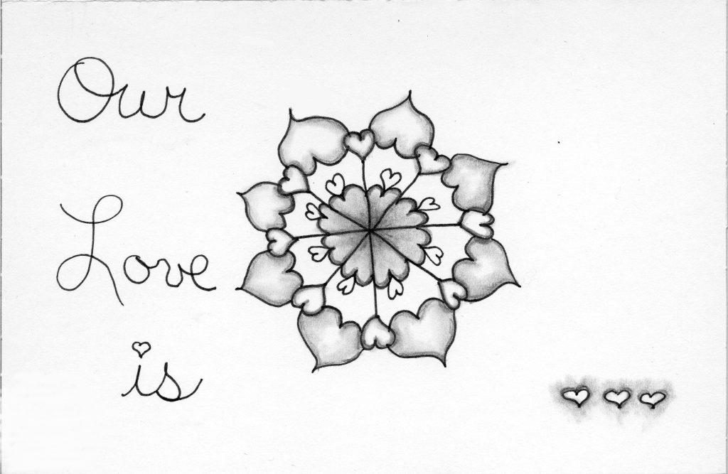 Valentine Card ~ Lifeofjoy.me