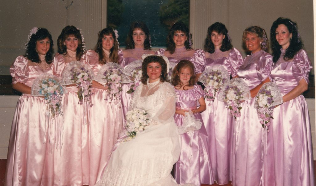 Bridesmaids and Honor Attendants ~ Lifeofjoy.me