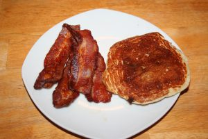 Birthday breakfast leftovers ~ Lifeofjoy.me