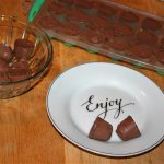 Choc Peppermint Fat Bombs ~ lifeofjoy.me