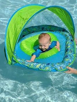 Fun in the pool ~ Lifeofjoy.me