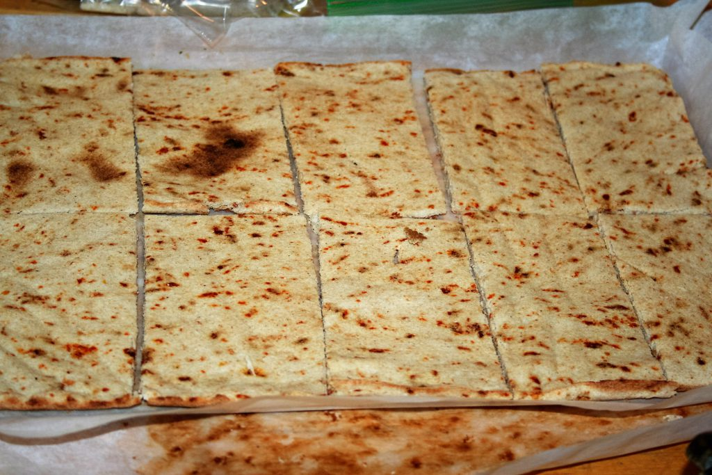 Sun-Dried Tomato Flatbread ~ Lifeofjoy.me