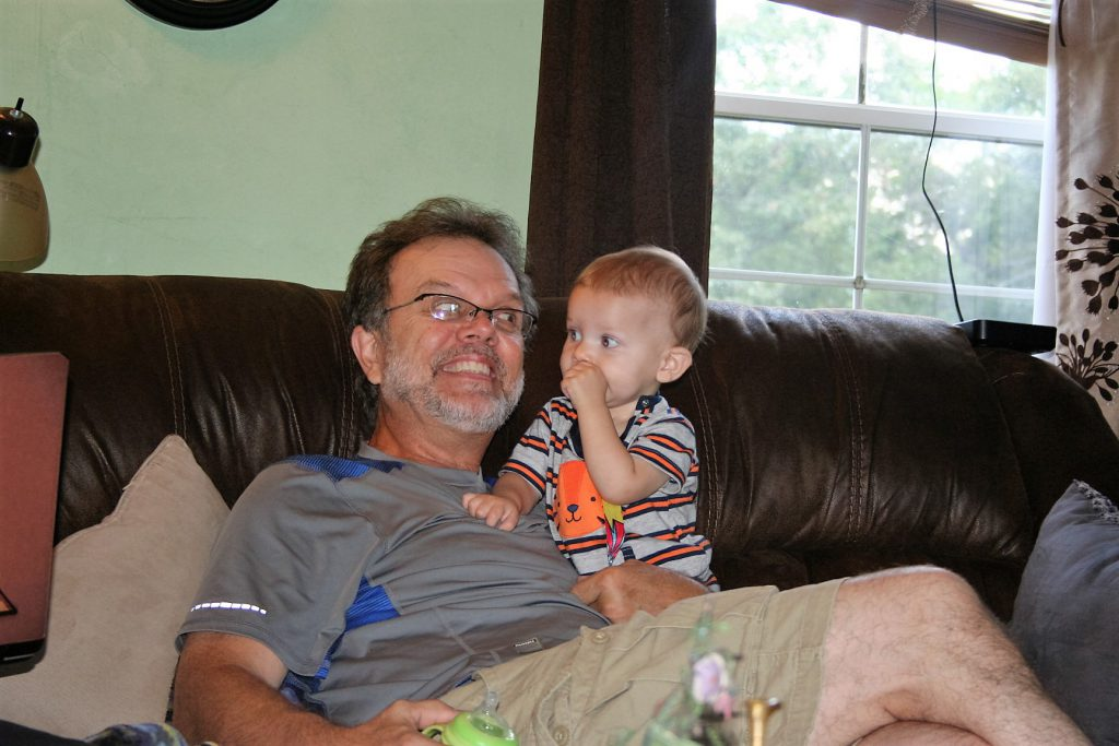 Liam and Grandpa ~ Lifeofjoy.me