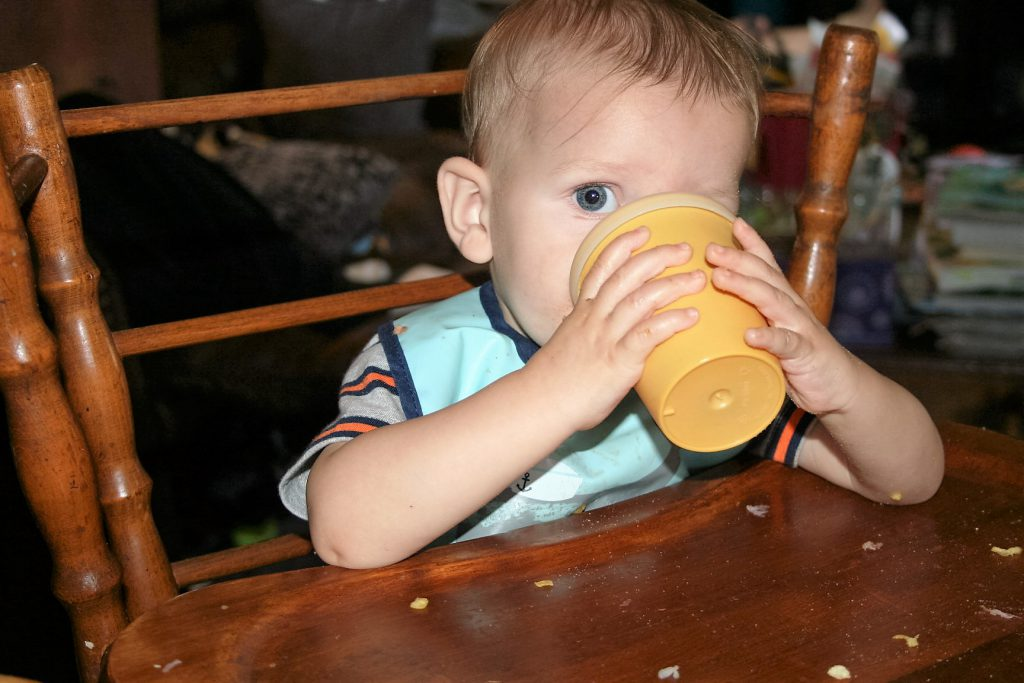 Old Fashioned Sippy Cup Works ~ Lifeofjoy.me