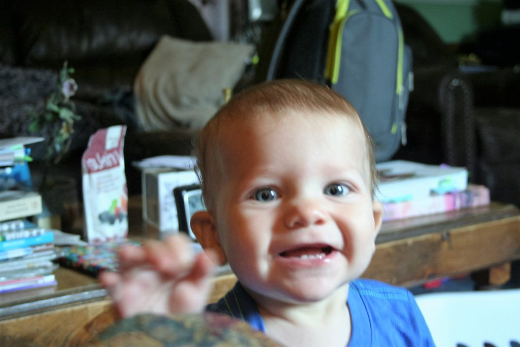 Grandson ~ Lifeofjoy.me