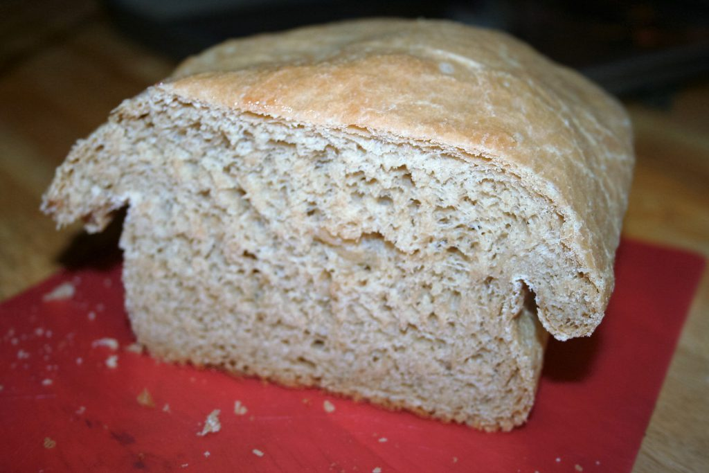 Bread Homemade ~ Lifeofjoy.me